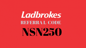 Ladbrokes Australia Referrer Code February 2020 – NSN250